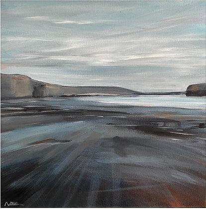 'Black Sands' Isle of Canna