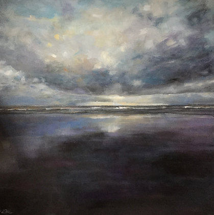 'Winter Tide' - Alnmouth