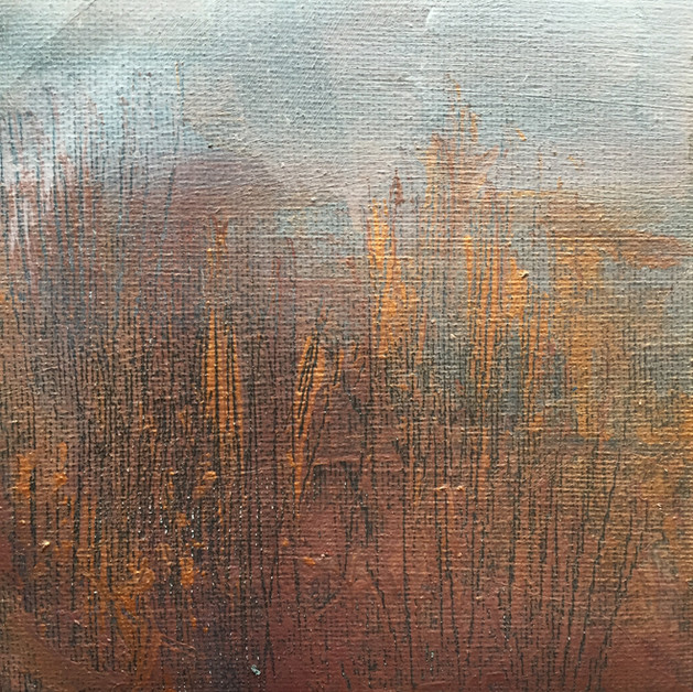 'Bronze Grass' 12cm x 12cm