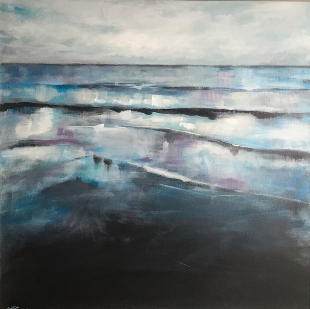 Summer Reflections 3ft x 3ft