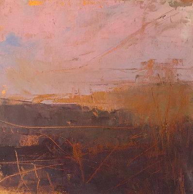 'Loch Ken II' - Oil & Cold wax