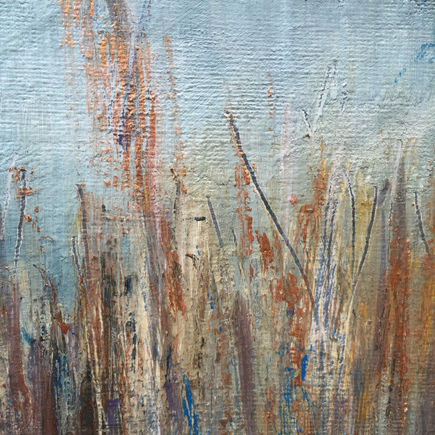 'Blue Grass' 12cm x 12cm