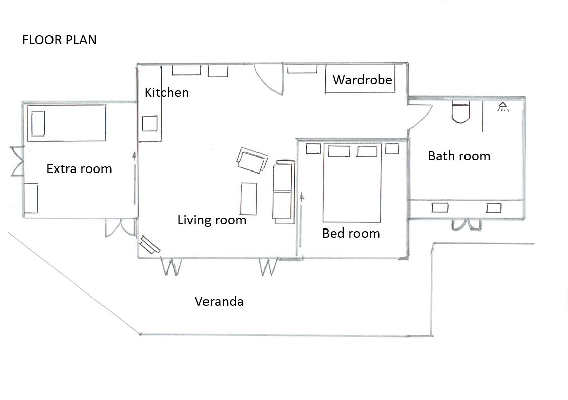 Floor plan Minang