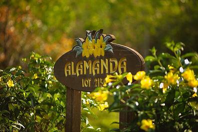 Alamanda Villas Langkawi signboard