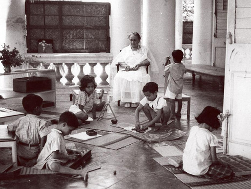Key Differences between Montessori and traditional education
