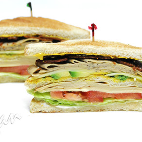 After The Club Sandwich