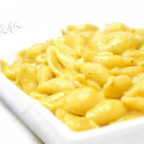 Mac and Veggie Cheese