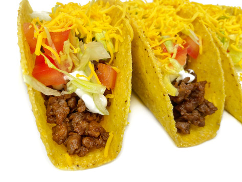Crunchy Tacos (Vegan)