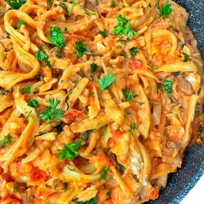 Skillet Lasagna (Vegan)