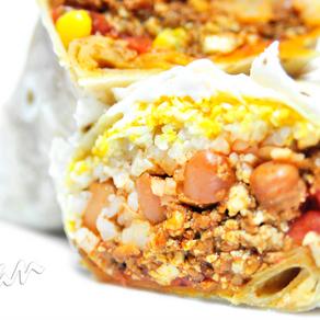 GF Burrito