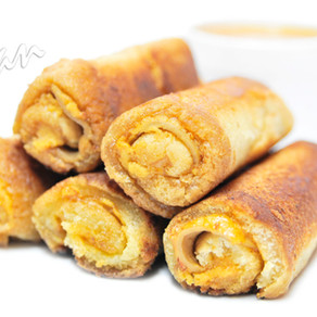 Chipotle Cheddar Rolls