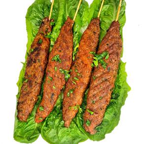 Kofta Kabobs (Vegan)