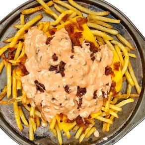 Animal Style Fries (Vegan)