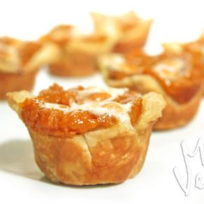 Sweet Yam Pastry Bites