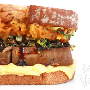 Loaded Fall Grilled Cheese
