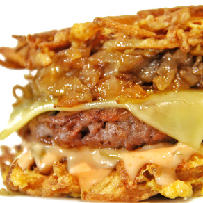 Latke Burger