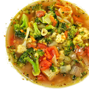 Easy Hearty Vegetable Soup