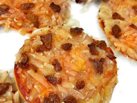 Bagel Bites (Vegan)