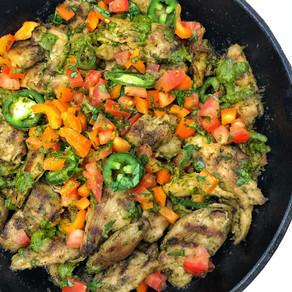 Plant Based Jalapeno Chicken