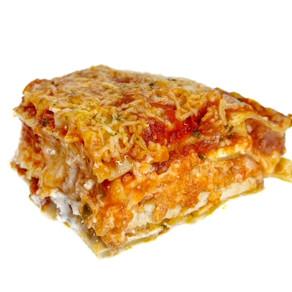 Vegan Chicken Parmesan Lasagna