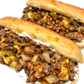 Impossible Philly Cheesesteak