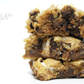 Brown Butter Chocolate Bars