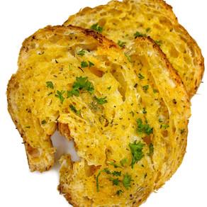 Croissant Garlic Bread