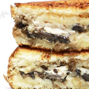 Truffled Mushroom Melt