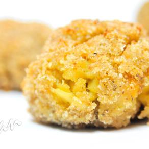 Baked Mac and Cheese Balls