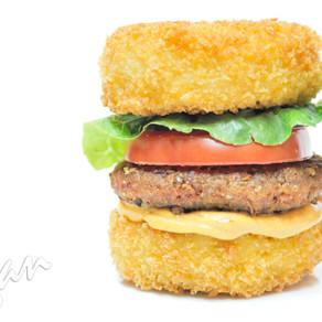 Mac Bun Beyond Burger