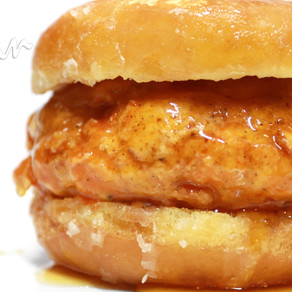 Donut Fried Chick'n Sandwich