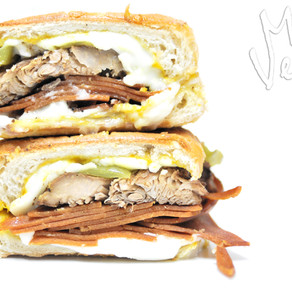 Hearty Cuban Sandwich