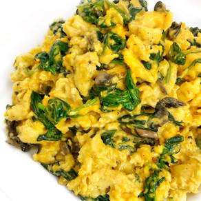 The Best Vegan Scrambled Eggs