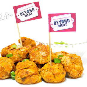 Buffalo 'Chicken' Bites