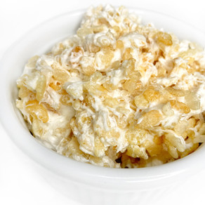 Single-serve, Microwavable Rice Krispy Treat