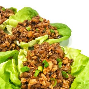 PF Chang's Copy Cat Lettuce Wraps
