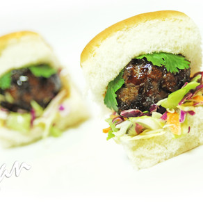 Mini Asian Sliders