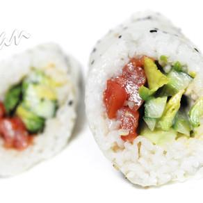 Tu-no Sushi Burrito