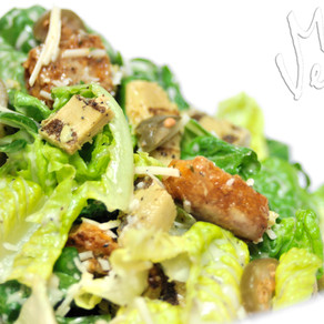 'Chicken' Caesar Salad
