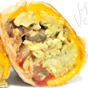Quick N' Easy Breakfast Burrito