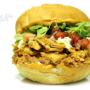 Chicken-less Torta