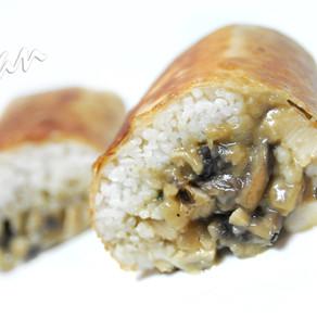 Marsala Burrito