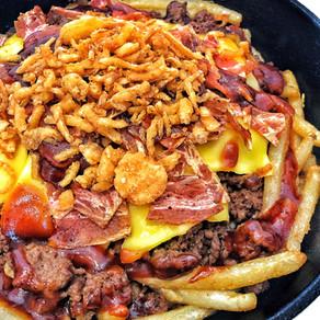 Western Bacon Cheeseburger Fries