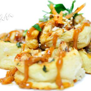 Thai 'Chicken' Rolls