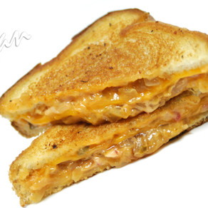 Animal Style Grilled Cheese, Please