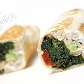 Kale'n Burrito