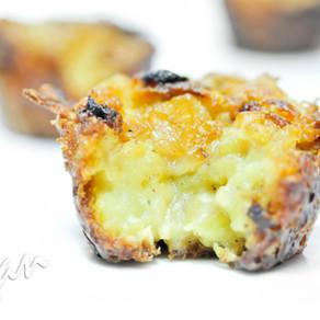 Mini Savory Potato Muffins
