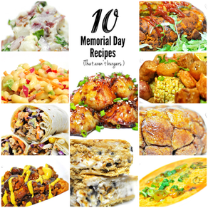 10 Memorial Day Recipes