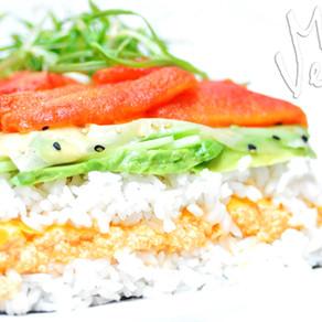 Sushi Lasagna