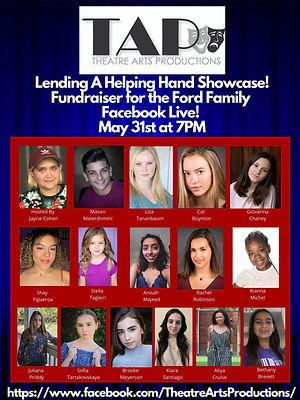 TAP Lending a helping hand Facebook Liv